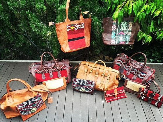Our 2016 Riley and Vine Handbag Collection