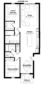 2A 3A floorplan