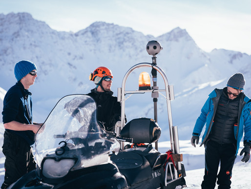 Schweizpremiere: 360° Filme + Applikation