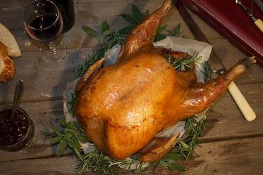 Lydiard turkey - Whole oven ready