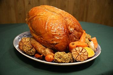 Lydiard Turkey crown
