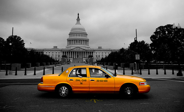 Panic Buttons Are Coming To DC Taxis