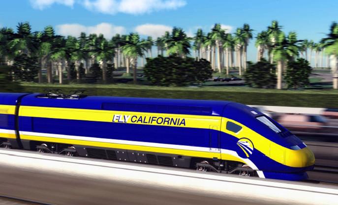 California Steamin'