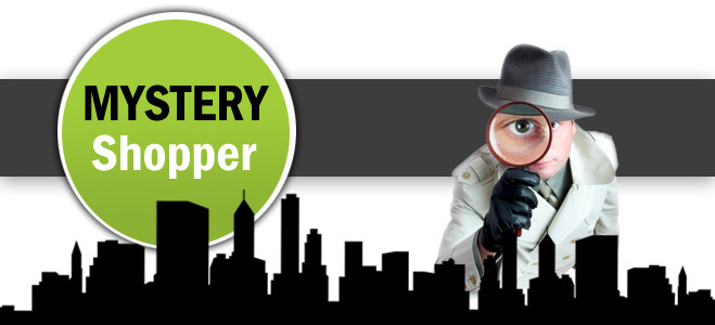 Interested in being a Mystery Shopper?