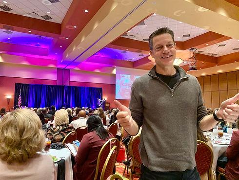 Tom Iselin - Conference Speaker