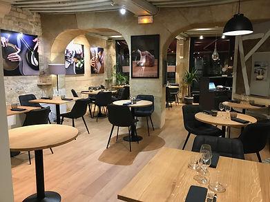 L'Accolade par Pierre Lefebvre / Restaurant Gastronomique à Caen