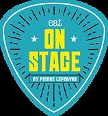 eat ONSTAGE by Pierre Lefebvre à CAEN
