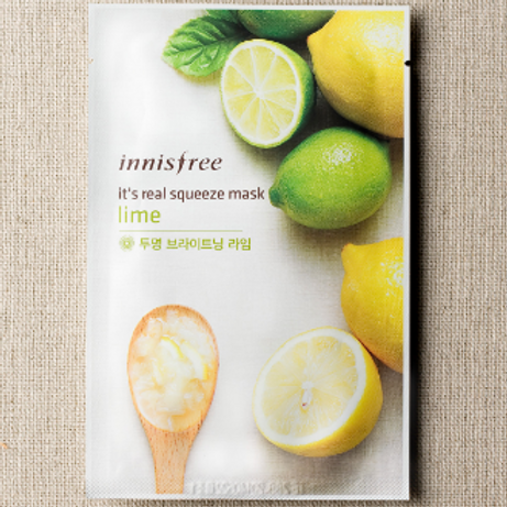 INNISFREE It's Real Squeeze LIME