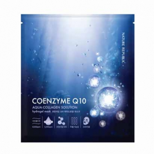 NATURE REPUBLIC COENZYME Q10 Hydro Gel Mask