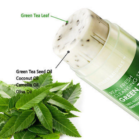 NEOGEN Real Fresh Cleansing Stick -green tea