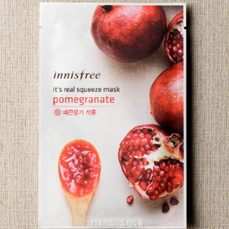 INNISFREE It's Real Squeeze POMEGRANATE