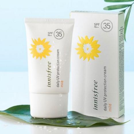 INNISFREE DAILY UV protection cream Mild SPF 35