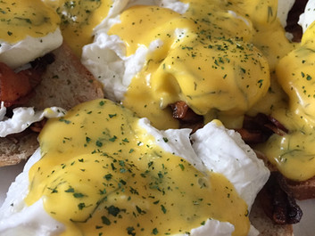 Dilly Eggs Benny