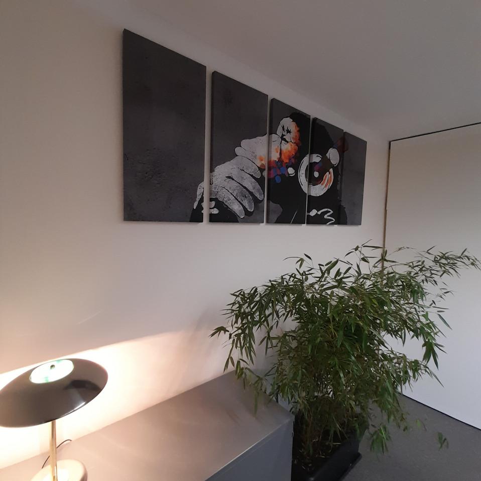 Bild großer Raum