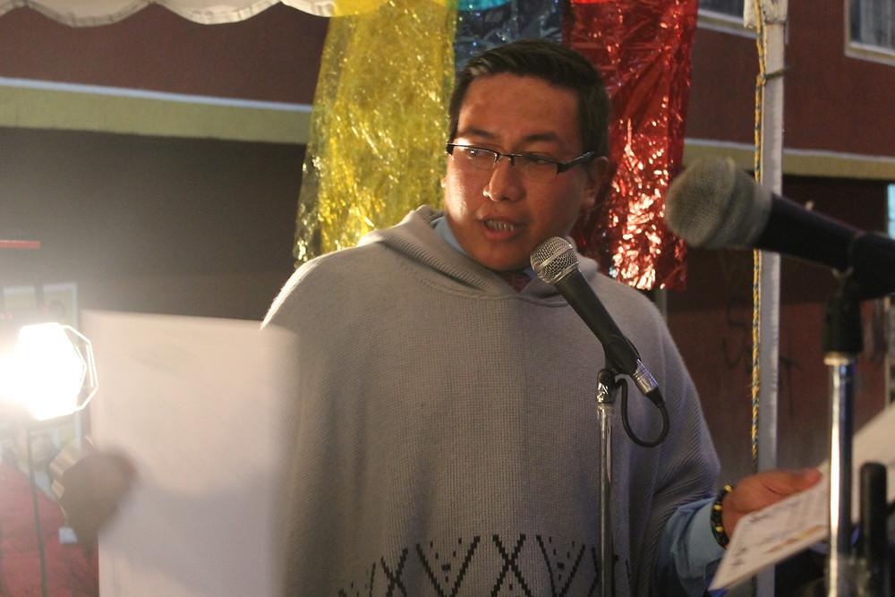 Omar Garzón Pinto, Director Administrativo del Colegio Van Leeuwenhoek