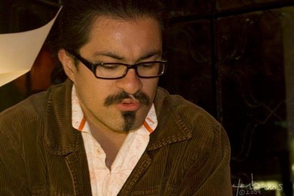 Sergio Gama. Escritor.