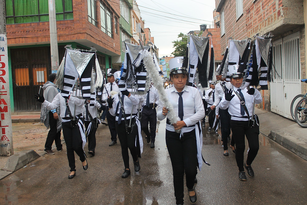 Banda del Colegio Van Leeuwenhoek