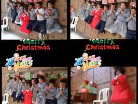 Feliz Navidad les desea el Colegio Van Leeuwenhoek