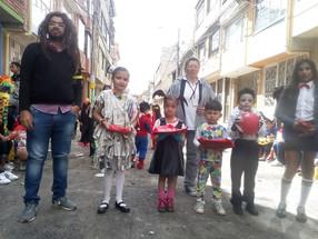 Halloween 2018 en el Colegio Van Leeuwenhoek