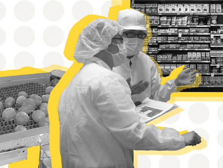 Winning Food Manufacturing with Transparency Marketing