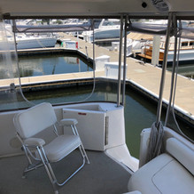42 Sea Ray Aft Cabin Aft Deck Stbd