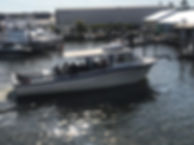 41 Morgan Charter Boat