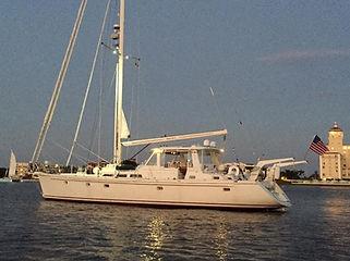 1993 Robert Perry 63' Sail Boat