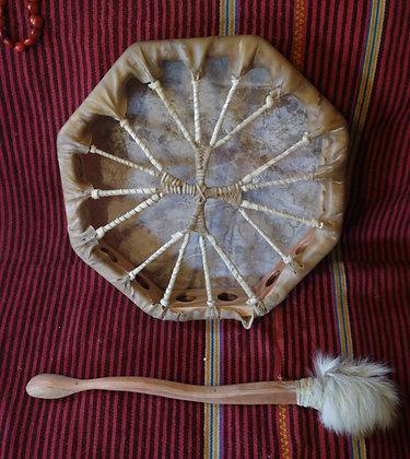 Tambor octogonal de 40 cm