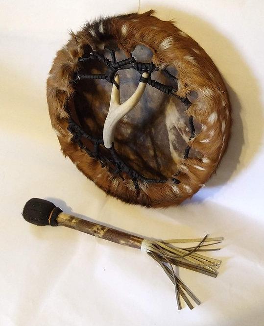 Tambor chamánico de 35 cm