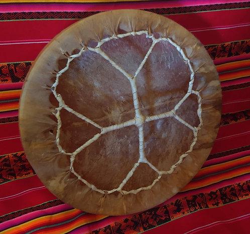 Tambor cuero de cabra - 45 cm