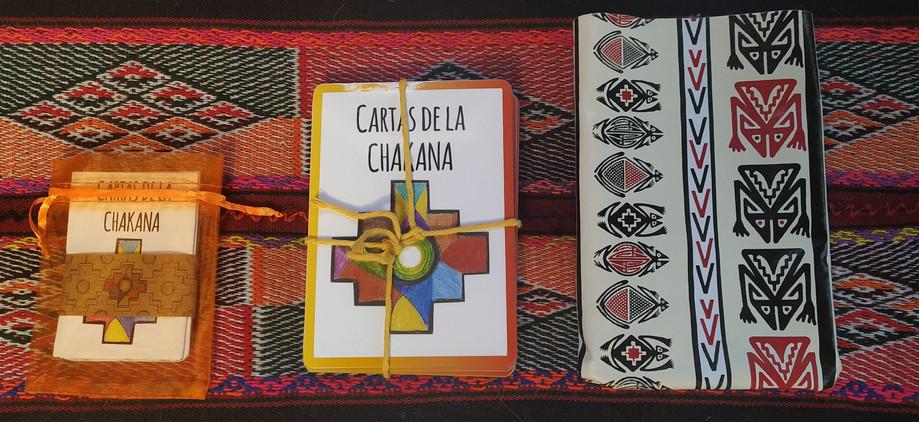 Cartas de la Chakana
