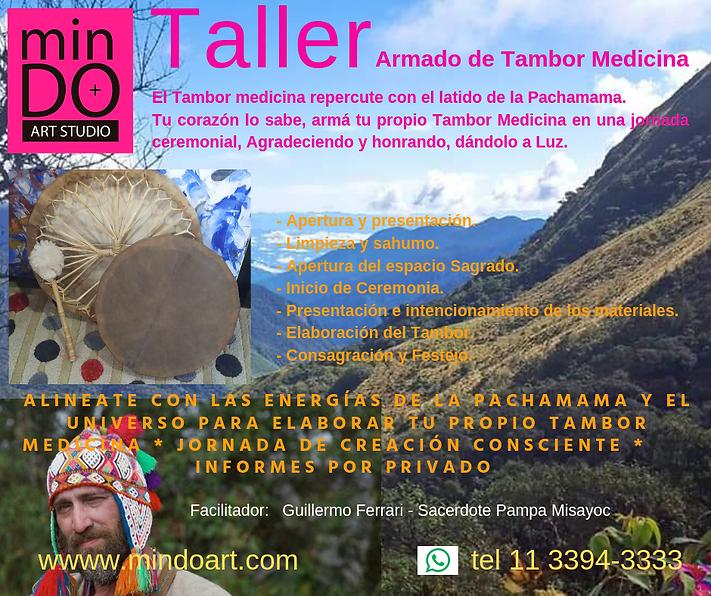 taller tambor