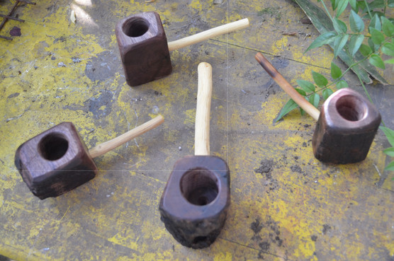 Cachimbas Serie Nº 2