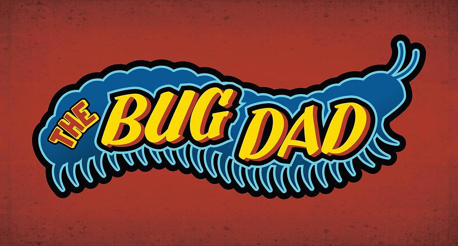 the bug dad logo