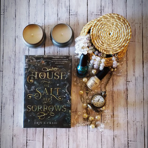 Book: House of Salt and Sorrows