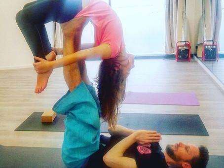 Yoga Parent Enfant à Auray à la MAL