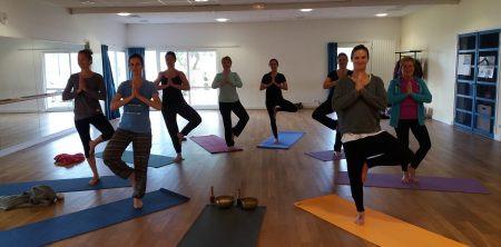 Rentrée Yoga dans le pays d'Auray