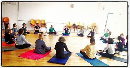 La nouvelle Salle de #Yoga.  Un nouveau