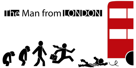 The Man Of London by Cathrin