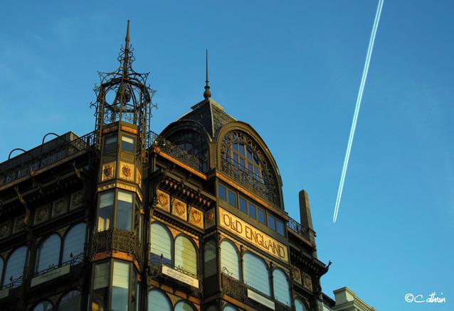 Museum of Music in Brussels, Belgium.