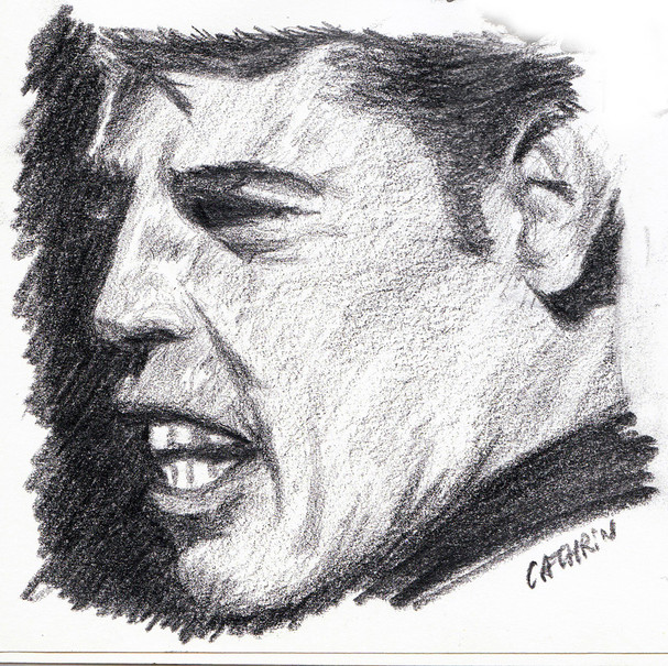 Jacques Brel sketch