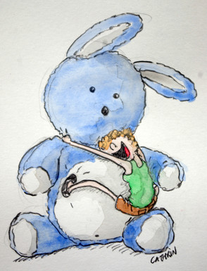 Big Blue Bunny