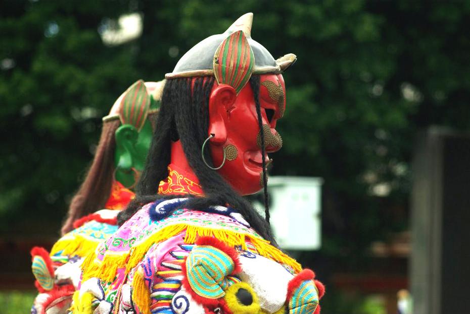 Festival in Taiwan.