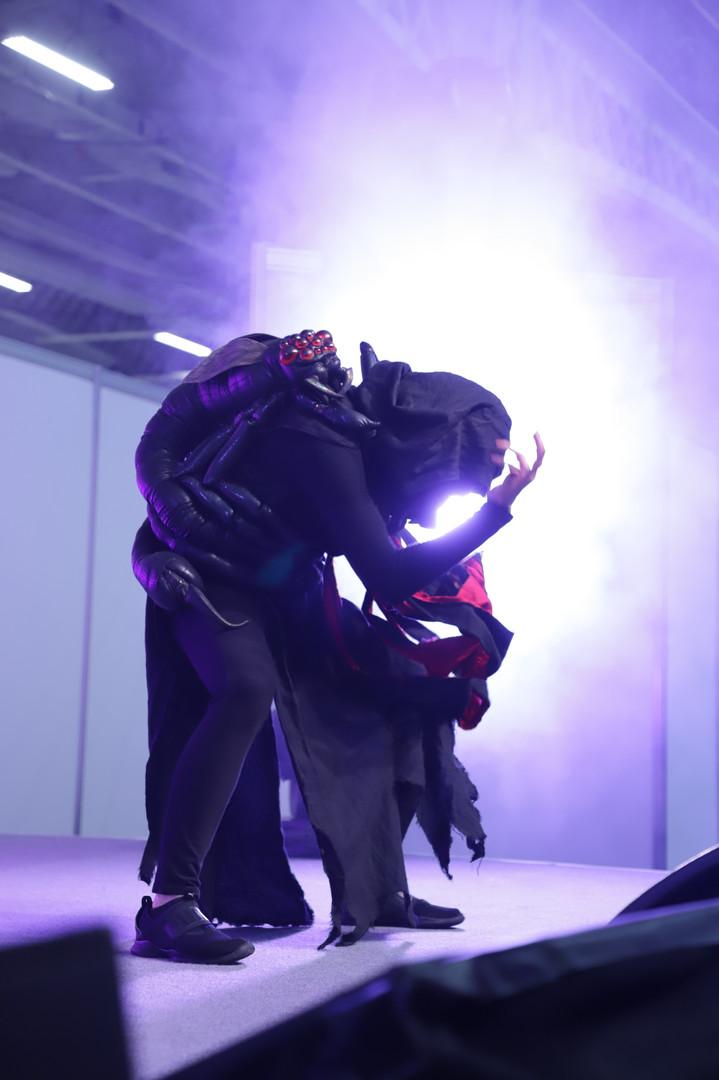 Ijen Kai at Hyper Japan, London 2019