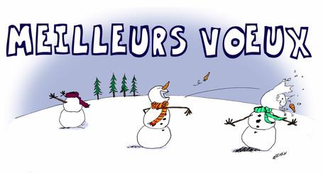 CARD_2013 Snowmen