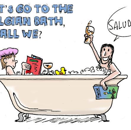 Belgian Bath