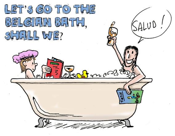 Belgian Bath by Cathrin 001