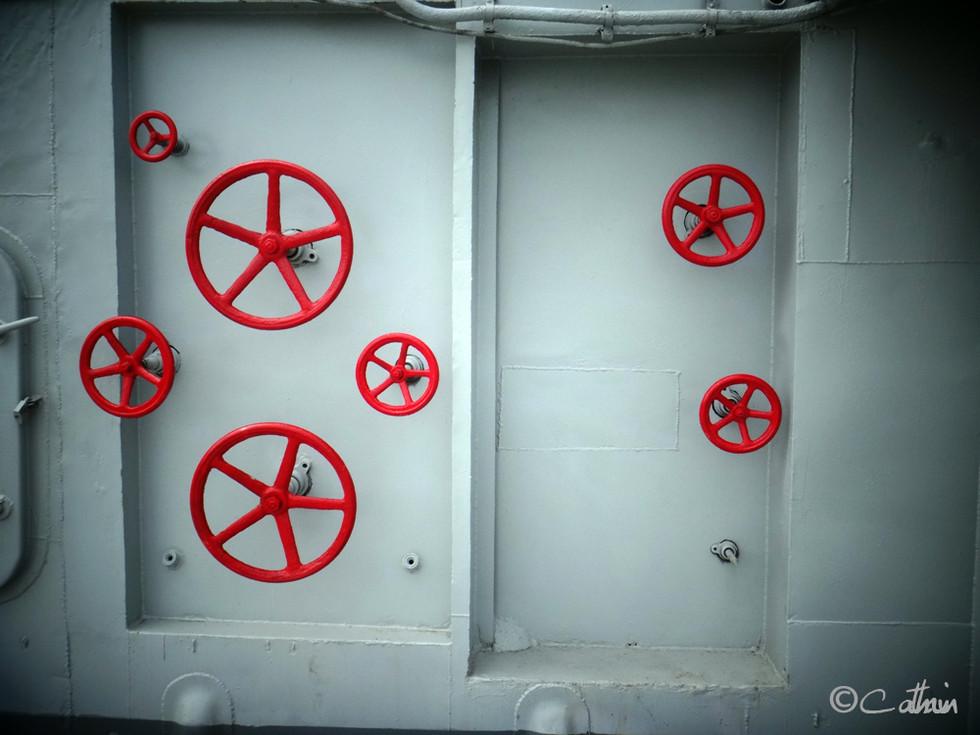 Red cranks