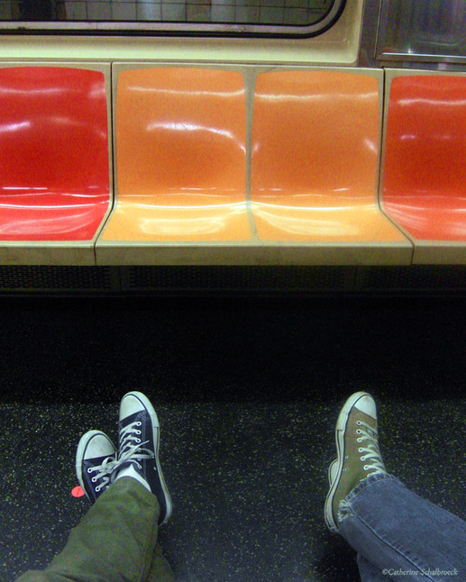 New York metro, 2009
