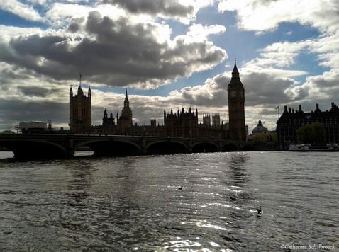 Westminster palace, London.